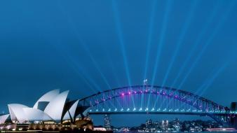 World buildings opera house australia sydney Wallpaper