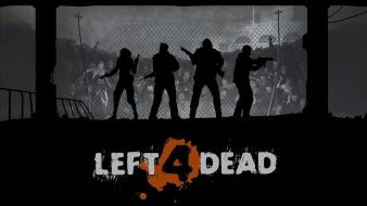 4 dead zoey (left4dead) francis bill survivor wallpaper