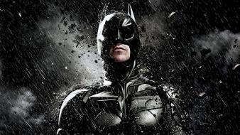 Batman christian bale the dark knight rises Wallpaper