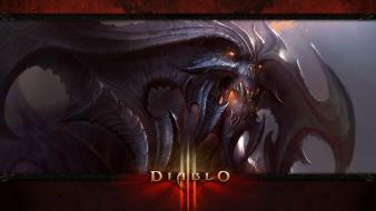 Blizzard entertainment diablo iii demon wallpaper
