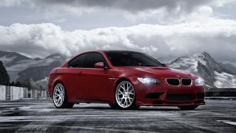 Bmw cars vossen m3 e92 wallpaper