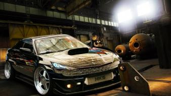 Boy cars tuning 3d toyota ft dub wallpaper