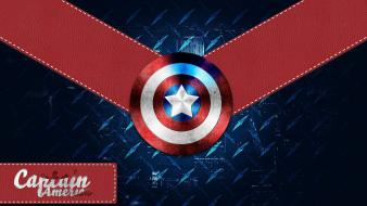Captain america shield marvel comics the avengers wallpaper
