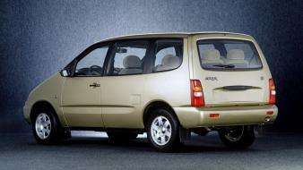 Cars 2006 vaz russian lada 2120 minivan wallpaper