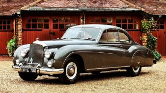 Cars bentley coupe 1955 wallpaper