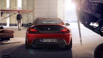 Cars bmw z4 zagato coupe concept wallpaper
