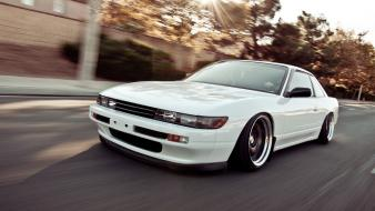 Cars nissan silvia s13 jdm wallpaper