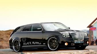 Cars tuning 3d chrysler 300c touring Wallpaper