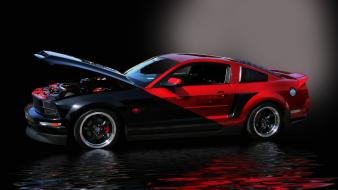 Cars tuning 3d wallpaper