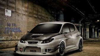 Cars tuning 3d seat ibiza wallpaper