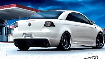 Cars tuning 3d volkswagen eos Wallpaper