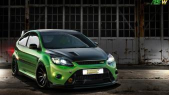 Cars tuning ford focus rs 3d Wallpaper