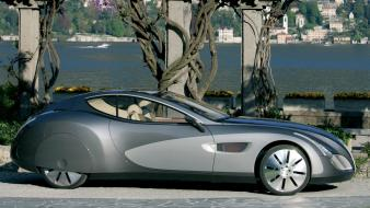Concept art russian cars russo-baltique Wallpaper