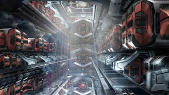 Concept art total recall wallpaper