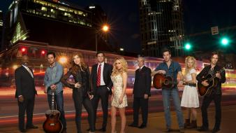 Connie britton eric close nashville (tv show) wallpaper