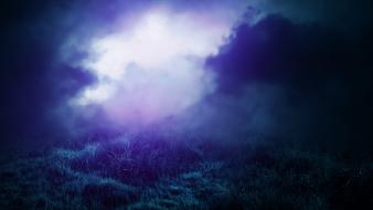 Fog lighting ambient wallpaper