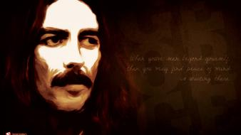 George harrison mind faces smashing magazine musicians wallpaper