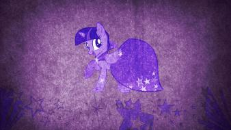 Grunge my little pony twilight sparkle wallpaper