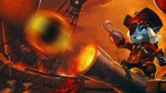 League of legends tristana wallpaper