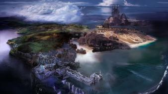 Lightning returns: final fantasy xiii novus partus wallpaper