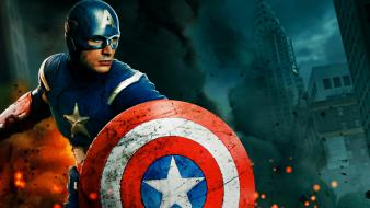 Movies captain america chris evans the avengers (movie) wallpaper