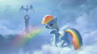 My little pony rainbow dash artist wallpaper