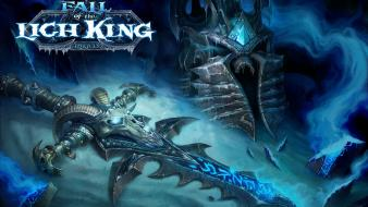 Of warcraft lich king blizzard entertainment the wallpaper