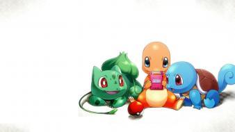 Pokemon bulbasaur squirtle gameboy charmander Wallpaper
