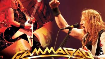 Ray heavy metal music bands power gamma Wallpaper