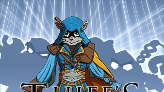 Sly cooper creed thiefs wallpaper