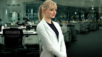 Stone gwen stacy laboratory the amazing lab wallpaper