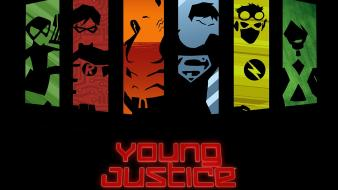 Teen titans dc comics superheroes young justice wallpaper