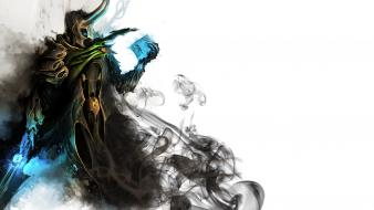 The avengers loki thedurrrrian (deviant artist) wallpaper