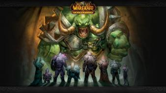 Video games world of warcraft blizzard entertainment demon Wallpaper