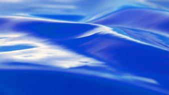 Water ripples macro wallpaper