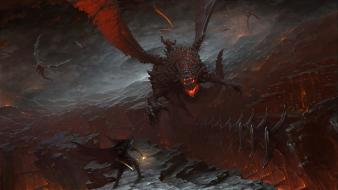 World of warcraft deathwing artwork wallpaper