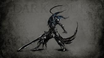 Armor swords dark souls artorias the abysswalker wallpaper