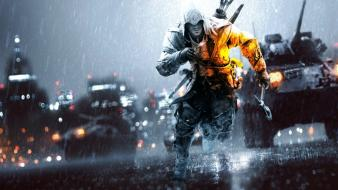 Assassins creed 2 battlefield 4 Wallpaper