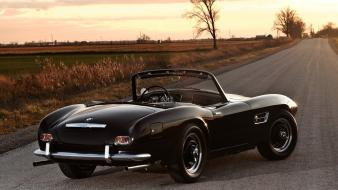 Bmw streets 507 classic cars wallpaper