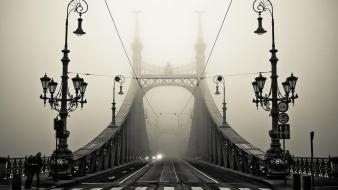 Bridges hungary budapest wallpaper