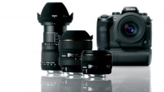 Cameras dslr camera lens wallpaper