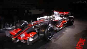 Cars formula one mclaren races speed Wallpaper