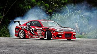 Cars nissan silvia s14 automobiles wallpaper
