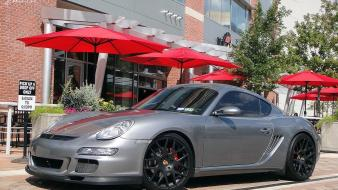 Cars porsche cayman Wallpaper
