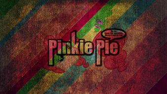 Grunge quotes my little pony pinkie pie wallpaper