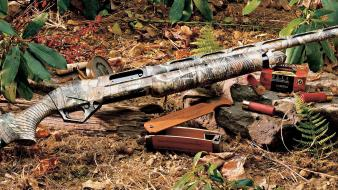 Guns shotguns weapons benelli wallpaper