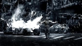 Hardy the dark knight rises armoured vehicles wallpaper