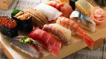 Japan food sushi wallpaper