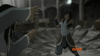 Korra avatar: the legend of tarrlok Wallpaper