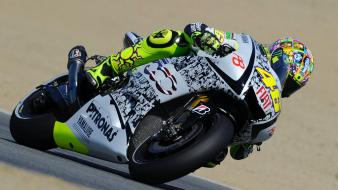 Motorcycles racing valentino rossi the doctor yamalube wallpaper